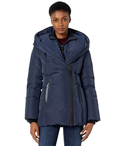 MACKAGE Adali-NFR Classic Down Coat (Navy) Women