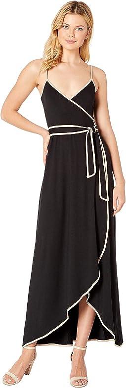 Britta Wrap Dress