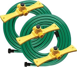 Orbit 58092N (Discontinued 58092 Lawn & Garden 3-Piece Port-A-Rain Tandem Sprinkler System, Green