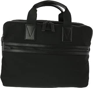 Michael Kors Women's Large Parker Ballistic Briefcase Top-Handle Bag