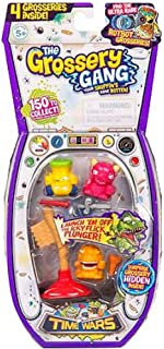 Grossery Gang The Time Wars - Regular Pack - Series 5