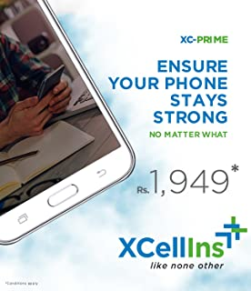XCellIns Prime Accidental, Liquid, Fire damage & Theft/Stolen/Burglary Protection Plan for Mobile from Rs 15,001 to Rs 20,000