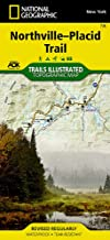 Northville-placid Trail, New York: Trails Illustrated National Parks