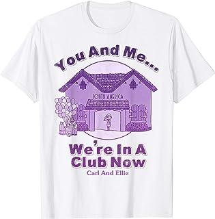 Disney Pixar Up Carl And Ellie Club House T-Shirt