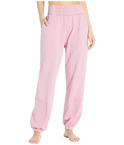 FP Movement Slouch It Joggers (Pink) Women