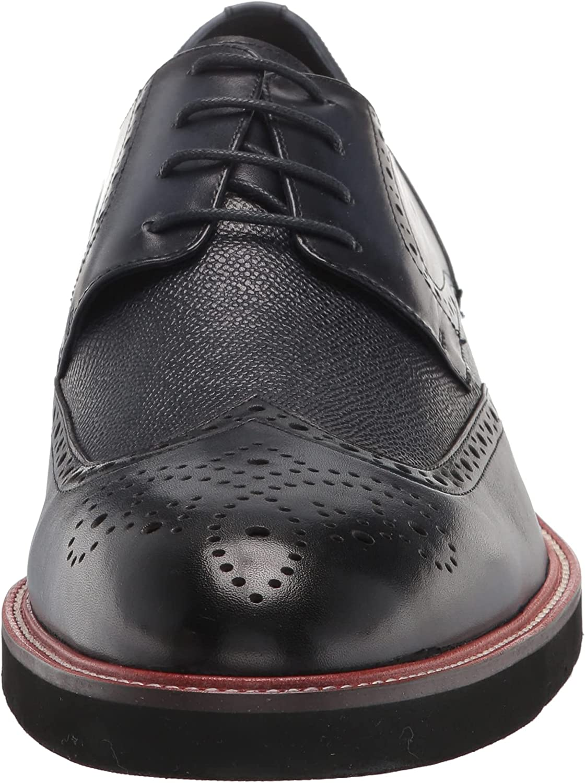 Zanzara Men's Casual Dress Shoe Oxford