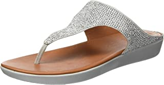 FitFlop Banda Crystalled womens Open Toe Sandals