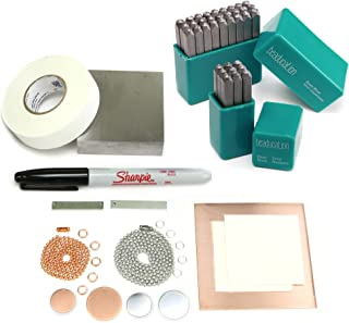 Best metal stamping kits for jewelry making Reviews