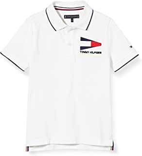 Tommy Hilfiger Badge Polo S/s Camisa para Niños