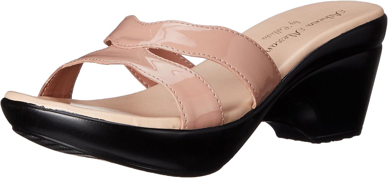 Athena Alexander Kvinnors Linden Slide Slide Slide Sandal  fabriksförsäljning