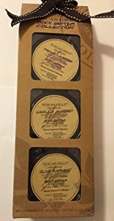 Tuscan Hills 3 Pack Scented Body Butter Box Set