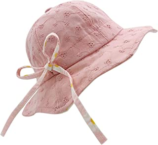 OZ SMART Toddler Sun Hat, UPF 50 + UV Protection Adjustable Size for Baby and Kids