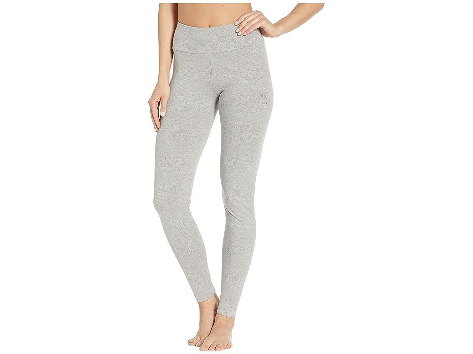 Reebok Classics Graphic Leggings (Medium Grey Heather) Women