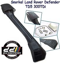 Snorkel Kit Raised Air Intake Fits For Land Rover Defender 90++ 2.5L 300Tdi TD5