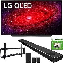 $3693 » LG OLED65CXPUA 65-inch CX 4K Smart OLED TV with AI ThinQ (2020) Bundle SN11RG 7.1.4 ch High Res Audio Sound Bar + TaskRabbit Installation Services + Vivitar Low Profile Flat TV Wall Mount
