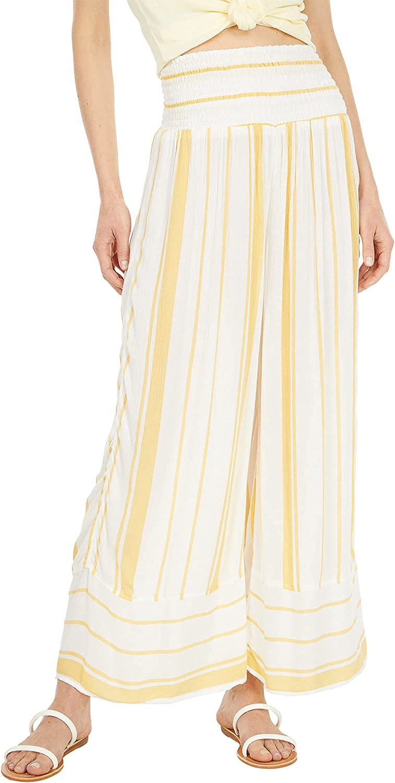 Billabong All Lined Up Pants Sunflower LG