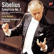 sibelius symphony no 3