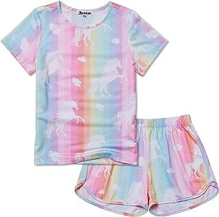 toddler rainbow pajamas
