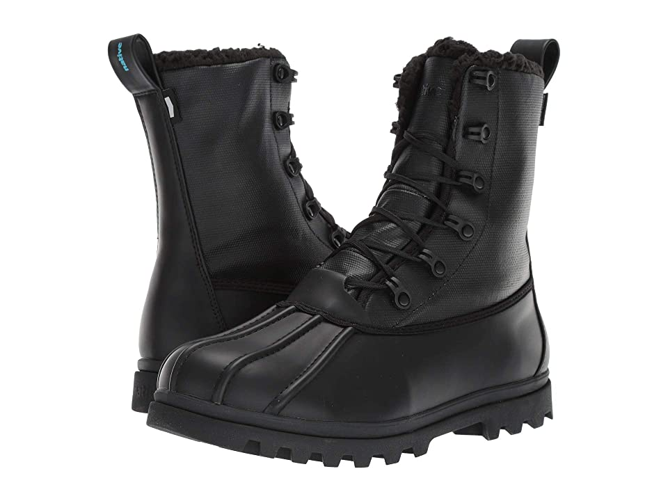 Native Shoes Jimmy 3.0 Treklite (Jiffy Black/Jiffy Black) Cold Weather Boots
