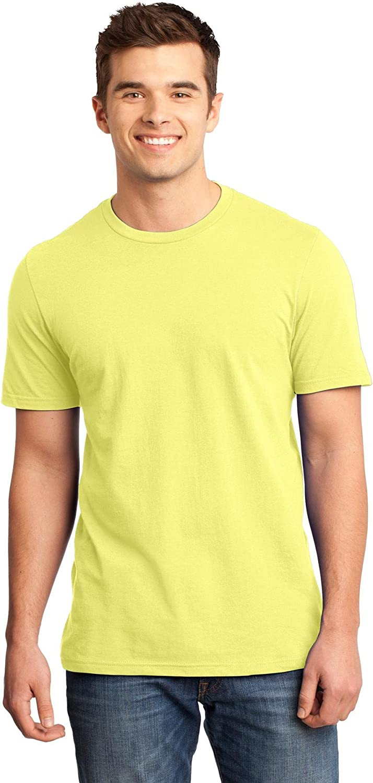 Clementine Tee (DT6000) Lemon Yellow, XL