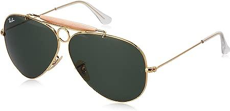 Ray-Ban RB3138 Shooter Sunglasses