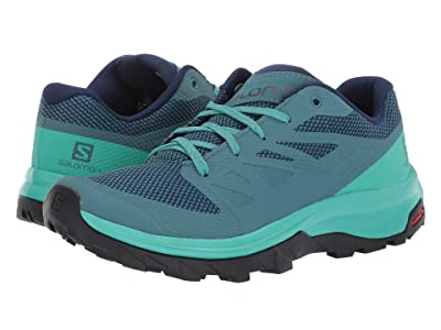 Salomon Outline (Hydro./Atlantis/Medieval Blue) Women