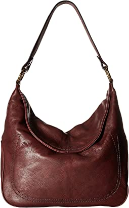 Frye - Campus Large Rivet Hobo