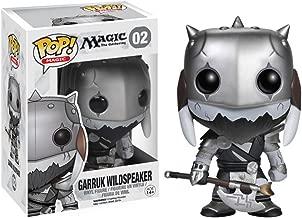 Funko Pop! Games: Magic The Gathering - Garruk Wildspeaker Vinyl Figure
