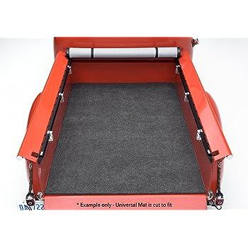 "BedRug Bed Mat BMX00D fits 66"" X 98"" UNIVERSAL UNIVERSAL SIZE - 66x98 - You cut to fit"