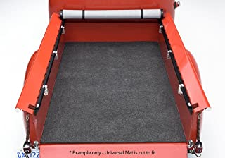 "BedRug Bed Mat BMX00D fits 66"" X 98"" UNIVERSAL UNIVERSAL SIZE - 66x98 - You cut to fit"