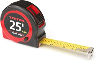 TEKTON 71953 25-Foot by 1-Inch Tape Measure