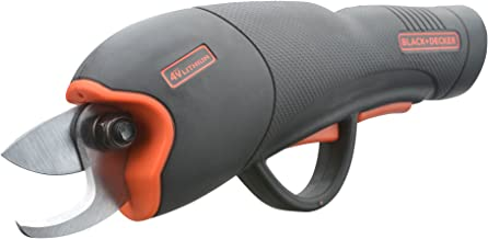 Black & Decker Cordless Pruner with Lithium Battery