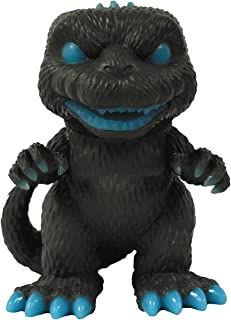 Funko Pop! Godzilla: Atomic Breath Godzilla Glow-in-The-Dark Vinyl Figure, 6