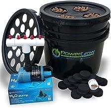PowerGrow Systems Ultimate Bucket Cloner + Aeroponic Garden Combo Kit