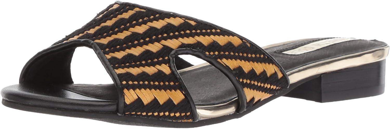 Kenneth Cole New York Women's Viveca 2 Flat Slide Sandal