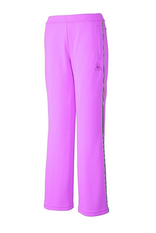 がっかりした鳴り響く浴室介護ユニフォーム ブーツカットパンツ ルコック ピンク サイズ:17 UZL2012-9