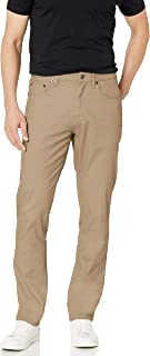 Men's Athletic-Fit 5-Pocket Stretch Twill Pant