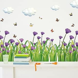 Best flower garden wall decal Reviews