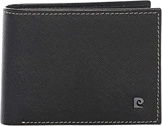 Pierre Cardin F-00056223 Bifold Wallet for Men - Leather, Black