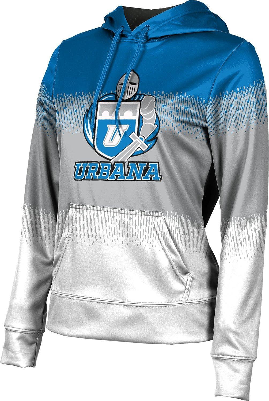 ProSphere Urbana University Girls' Pullover Hoodie, School Spirit Sweatshirt (Drip)