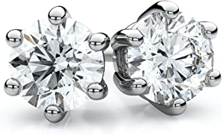 Best 18ct white gold stud earrings Reviews