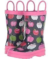 Hatley Kids - Nordic Apple Rain Boots (Toddler/Little Kid)
