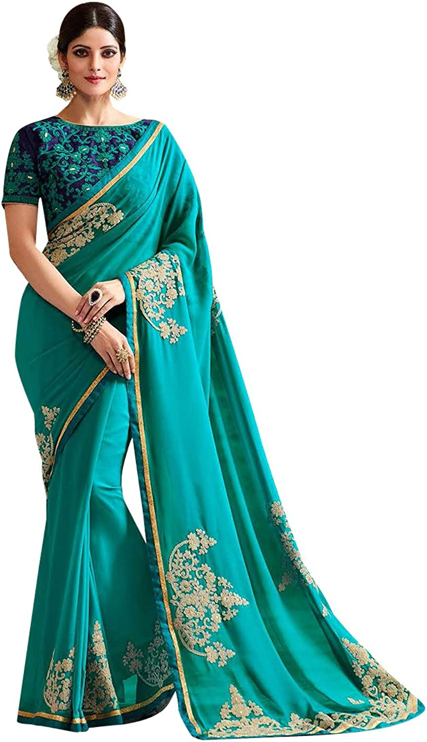 New Bridal Saree Sari New Launch Collection Blouse Wedding Ceremony Women Punjabi saree 31