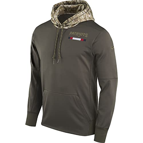 pretty nice 1e870 aae1d military appreciation nfl hoodie