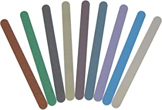 Micro-Mesh 1/2 x 5 3/4 Colored Sanding Sticks by Micro-Mesh