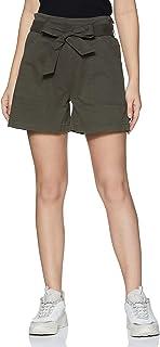 Amazon Brand - Symbol Women's Cotton Shorts