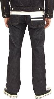 (桃太郎ジーンズ) Momotaro Jeans 1201SP メンズ デニムパンツ 10oz 出陣 スリムストレート