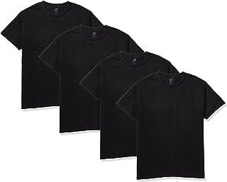 Hanes Men's Essentials Short Sleeve T-shirt Value Pack...