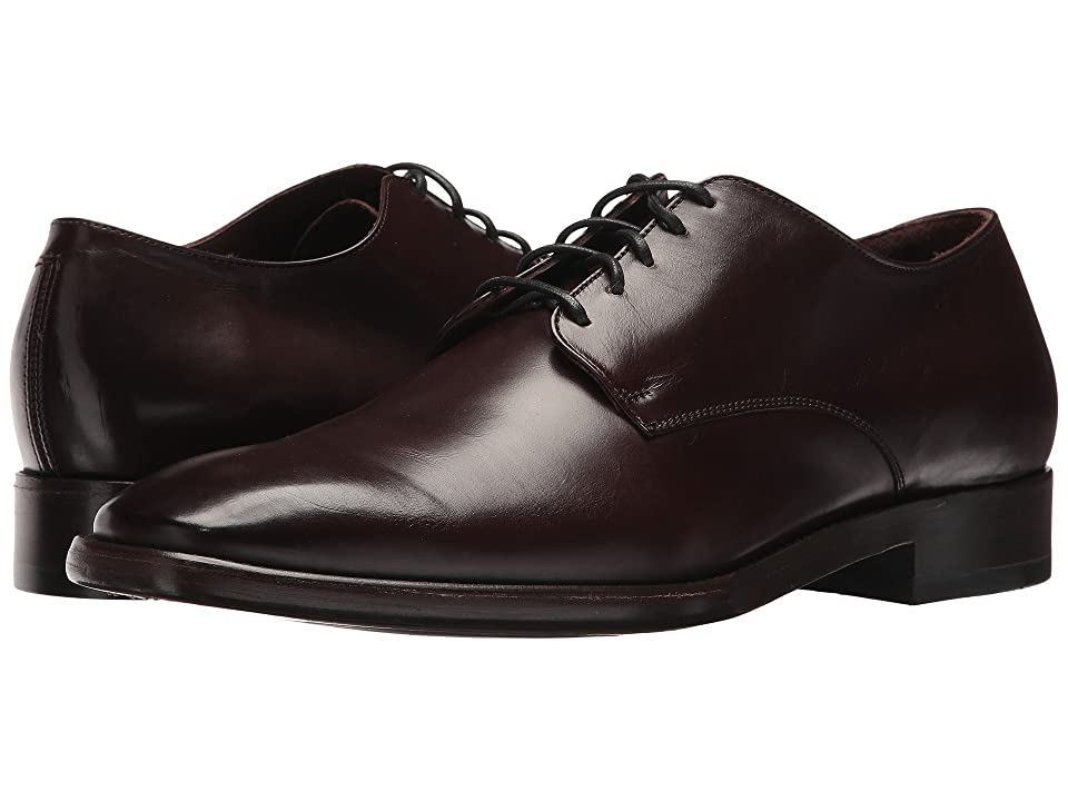 Frye Weston Oxford (Dark Brown Smooth Veg Calf) Men