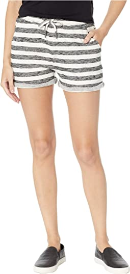 Trippin Stripe Shorts